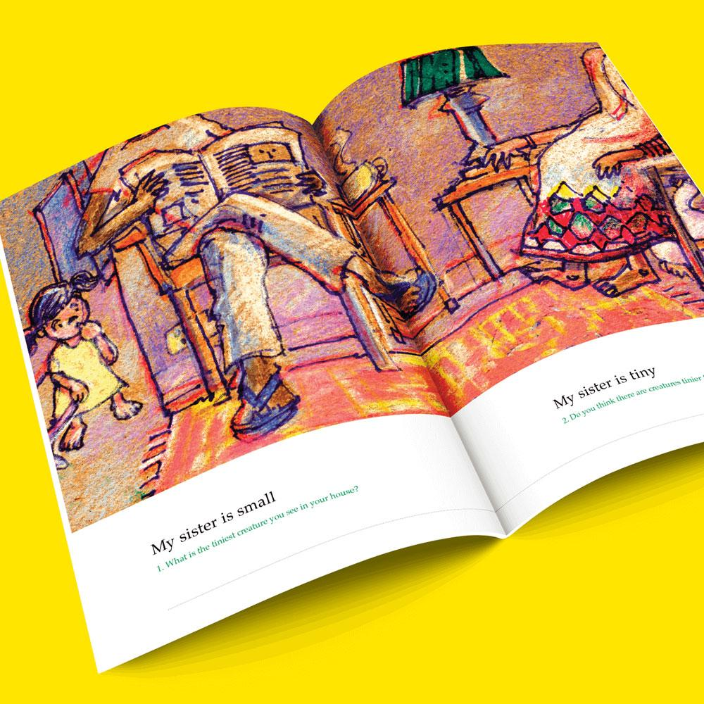 Ooze Children's Book on Battery Awareness