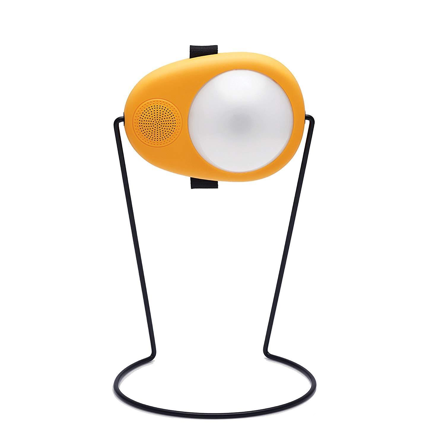Solar Lamp With Radio