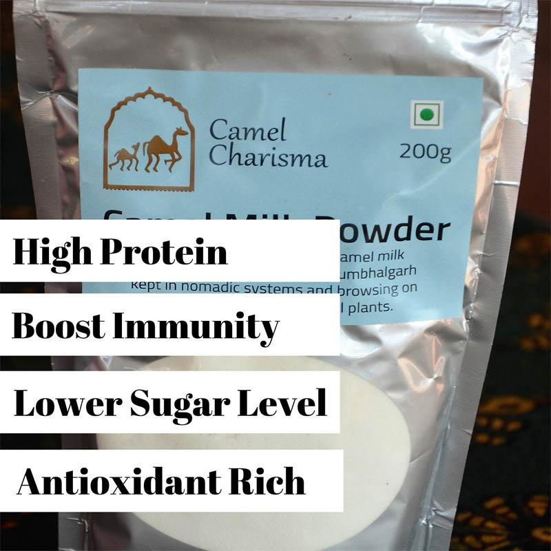 Natural Camel Milk Powder