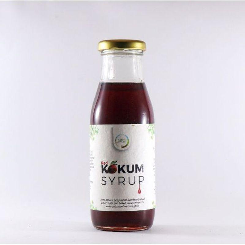 Red Kokum Syrup