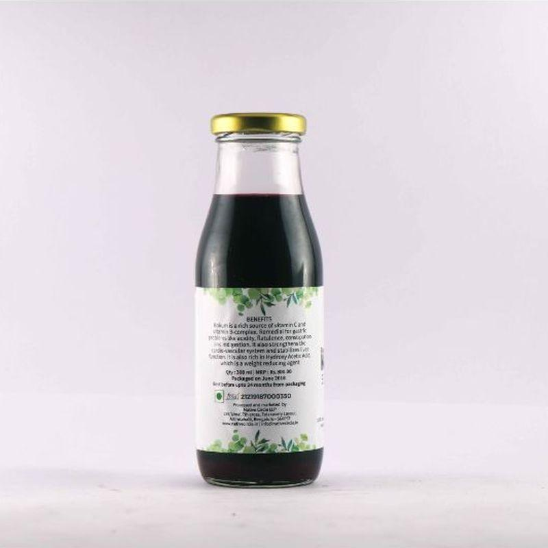 Sugarless Red Kokum Syrup