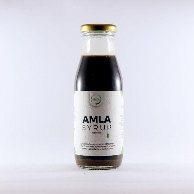 Natural Amla Syrup