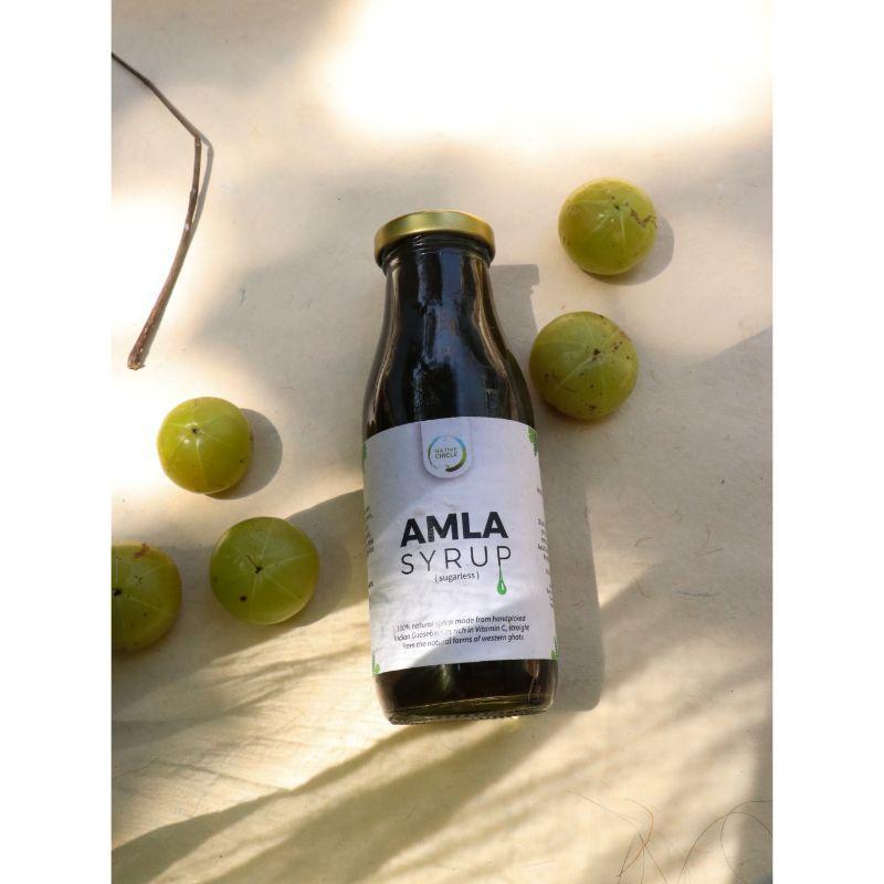Natural Amla Syrup