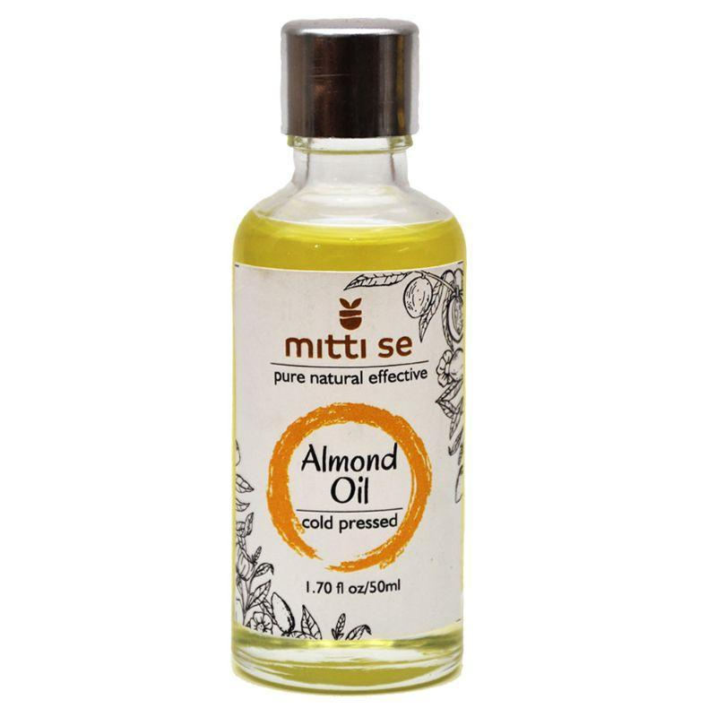 Almond Oil for Body & Hair