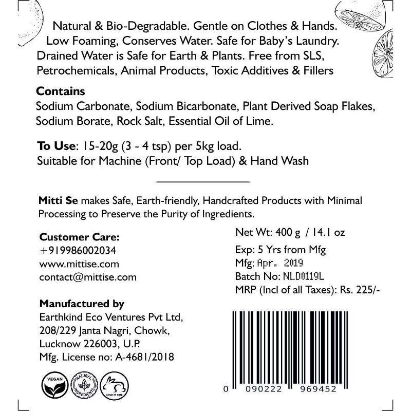 Biodegradable Laundry Detergent