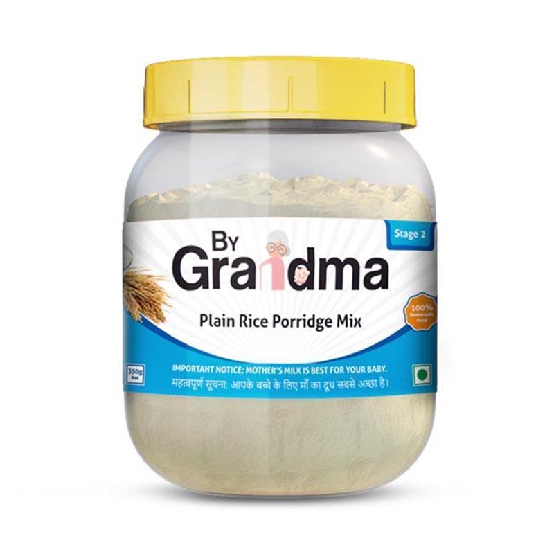 Plain Rice Porridge Mix
