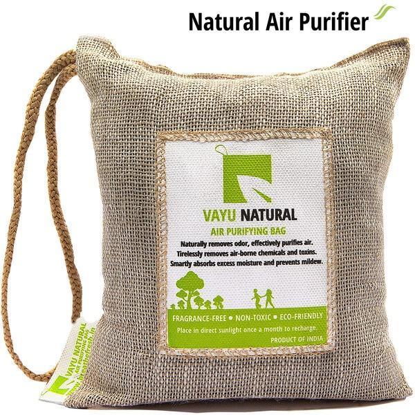 Natural Air Purifying Bag