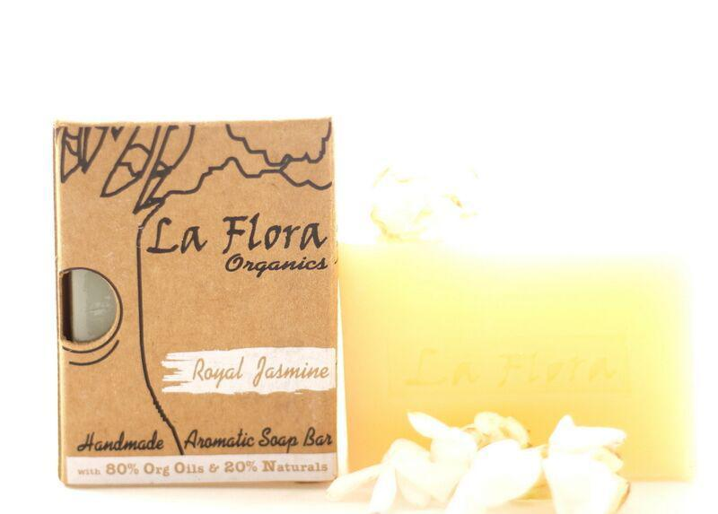 Aromatic Jasmine Handmade Soap