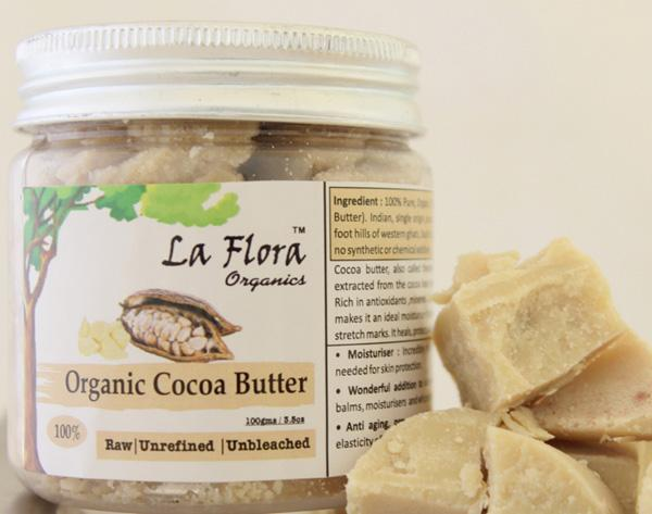 Raw Organic Cocoa Butter