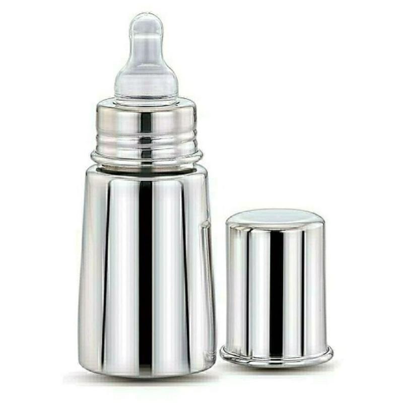 Leroyal Stainless feeding bottle