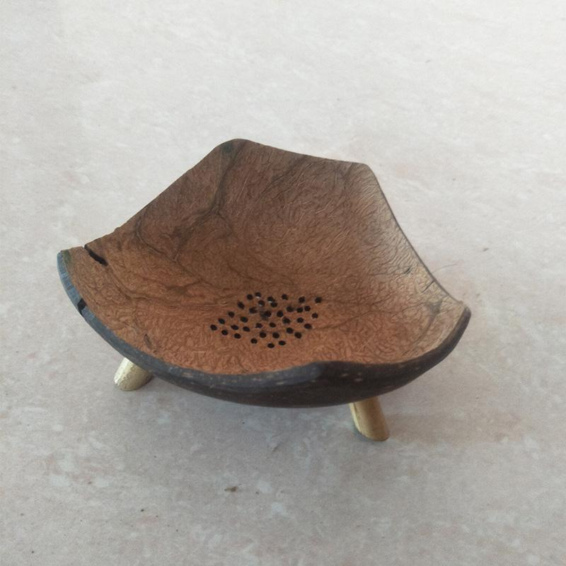 Ordinary Coconut Shell Soap Case