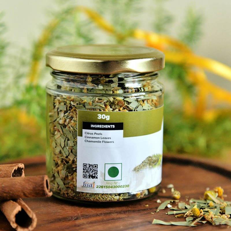 Lemongrass & Chamomile Infusion Tea