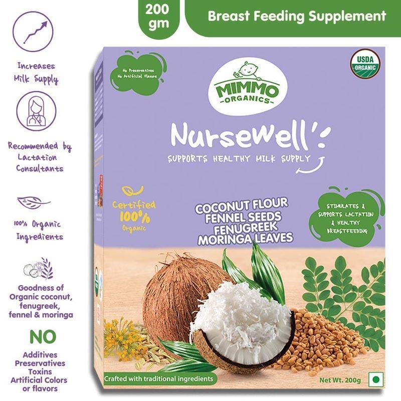 Organic Breastfeeding Supplement