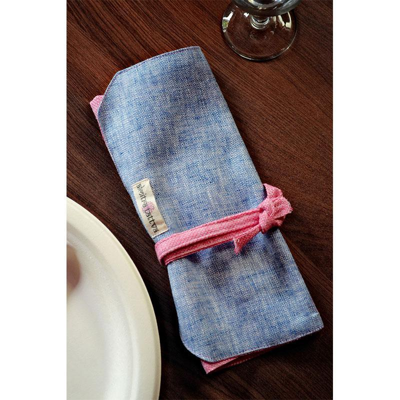 Khadi Cotton Reusable Cutlery Wraps