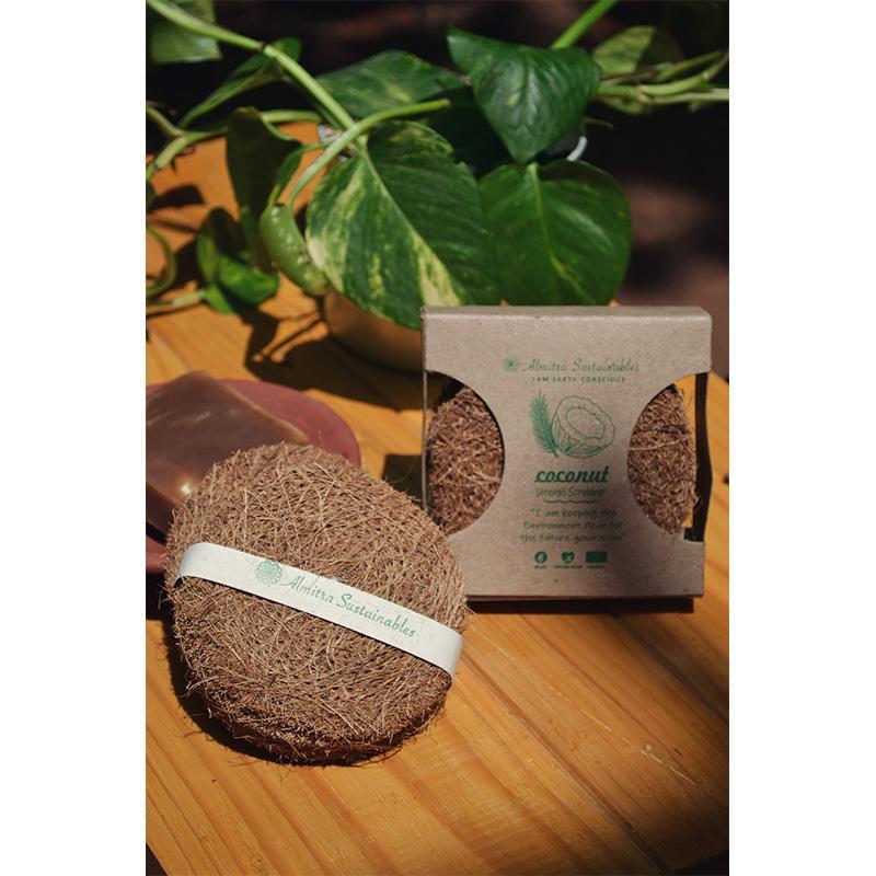 Coconut Fibre Bottler Cleaner & Vegetable Cleaner