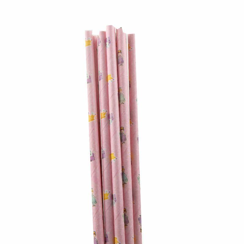 Recycled Party Paper Straws