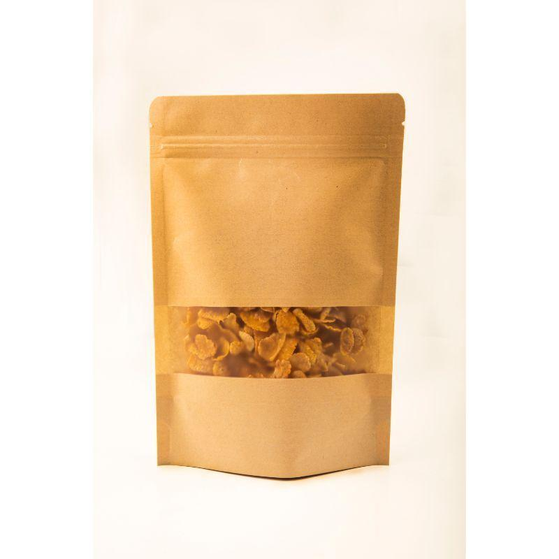 Recycled Paper Ziplock Pouch
