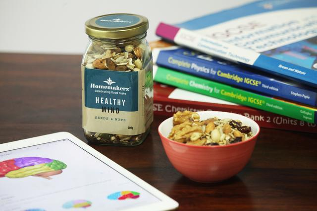 Healthy Mind Seeds & Nuts Mix