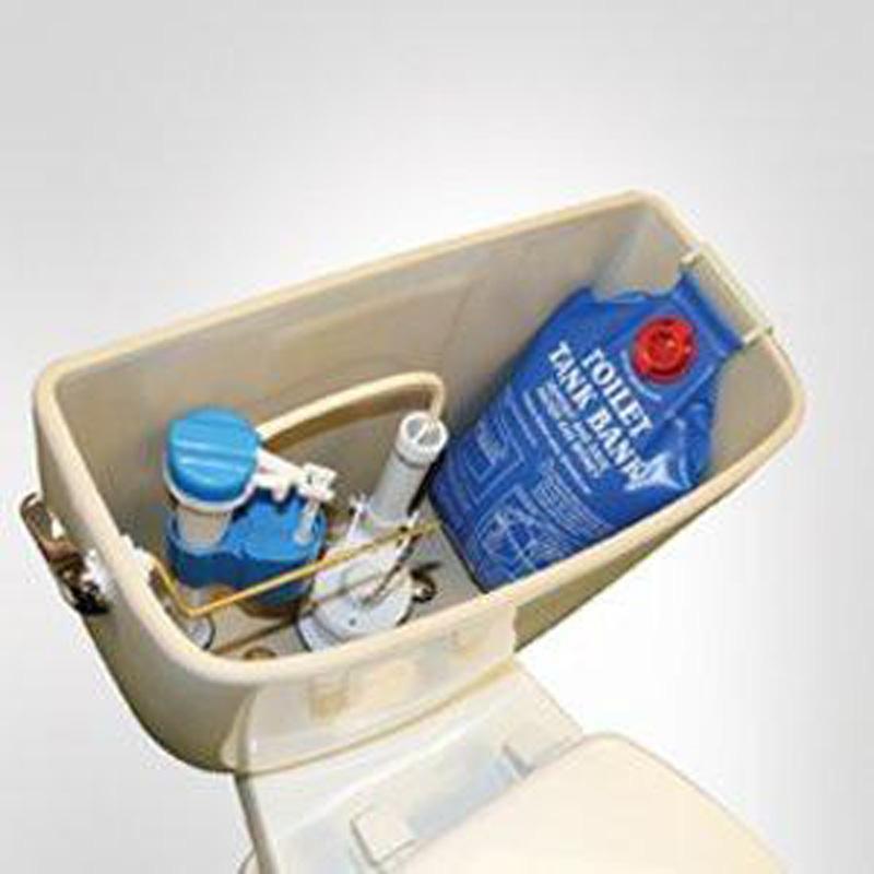 Water Saving Toilet Bank