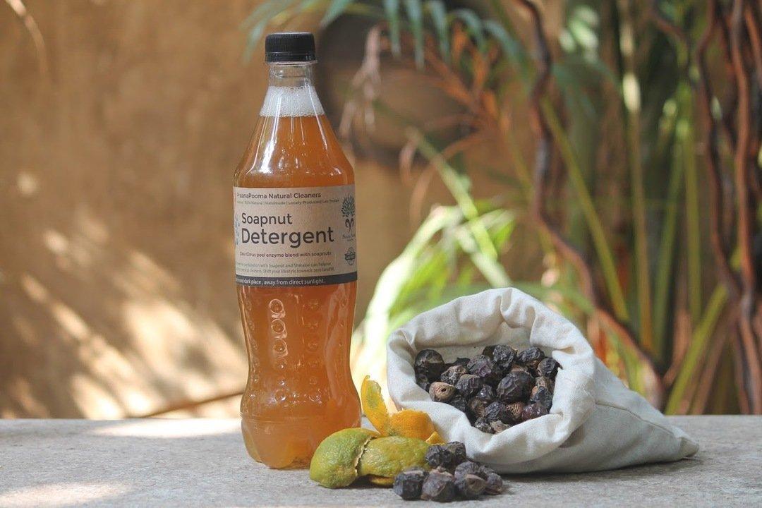 Soapnut & Bioenzyme Detergent