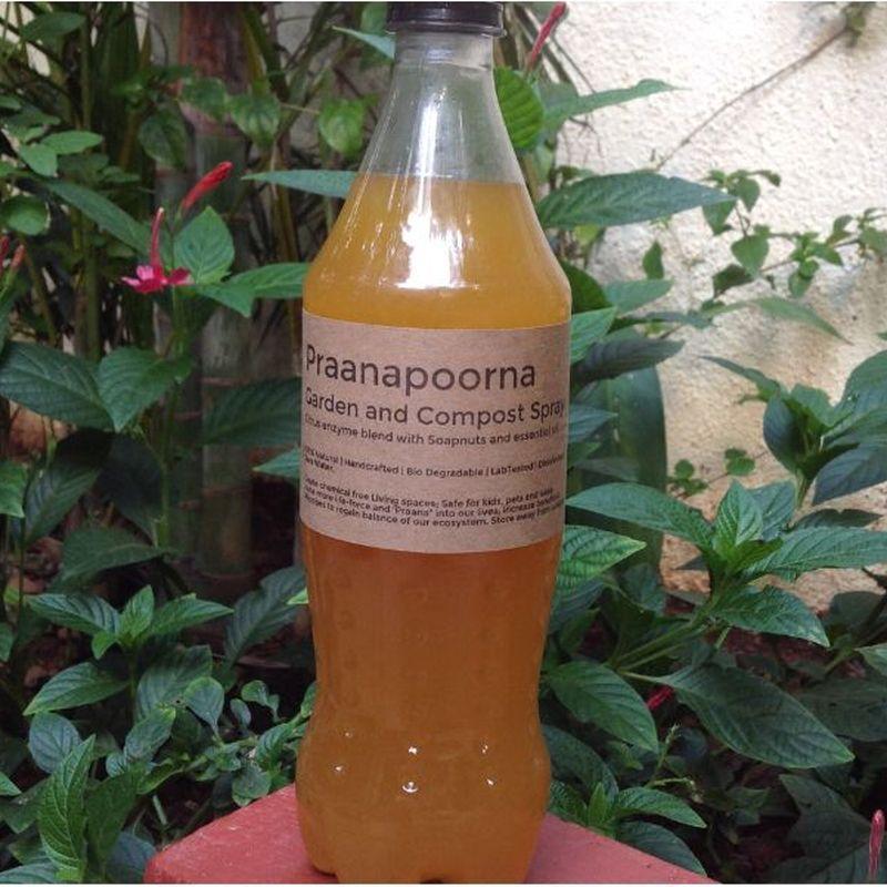 Garden & Compost Spray