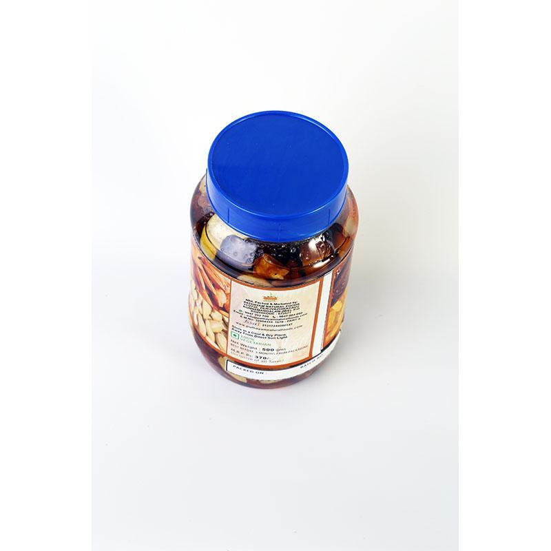 Dry Fruits with Honey