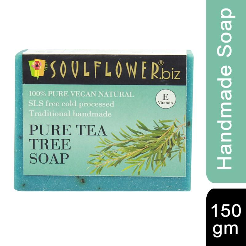 Handmade Tea Tree Soap