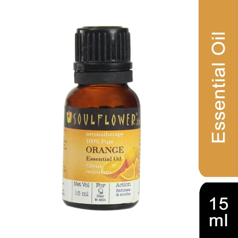 Orange Essential Beauty Oil