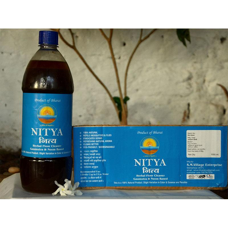 Nitya Herbal Floor Cleaner