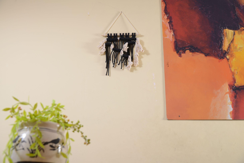 Rahasya Macrame Wall Hanging