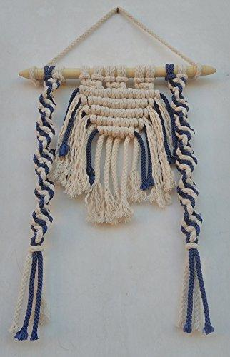 Braided Beauty Macrame Wall Hanging
