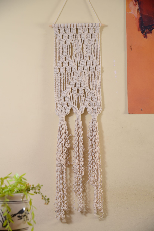 Naveen Handmade Macrame Wall Hanging