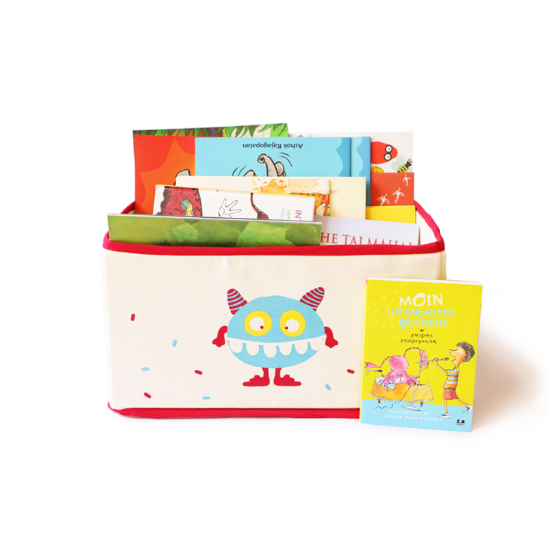 Foldable & Stackable Squasher Box Toy Storage Bin