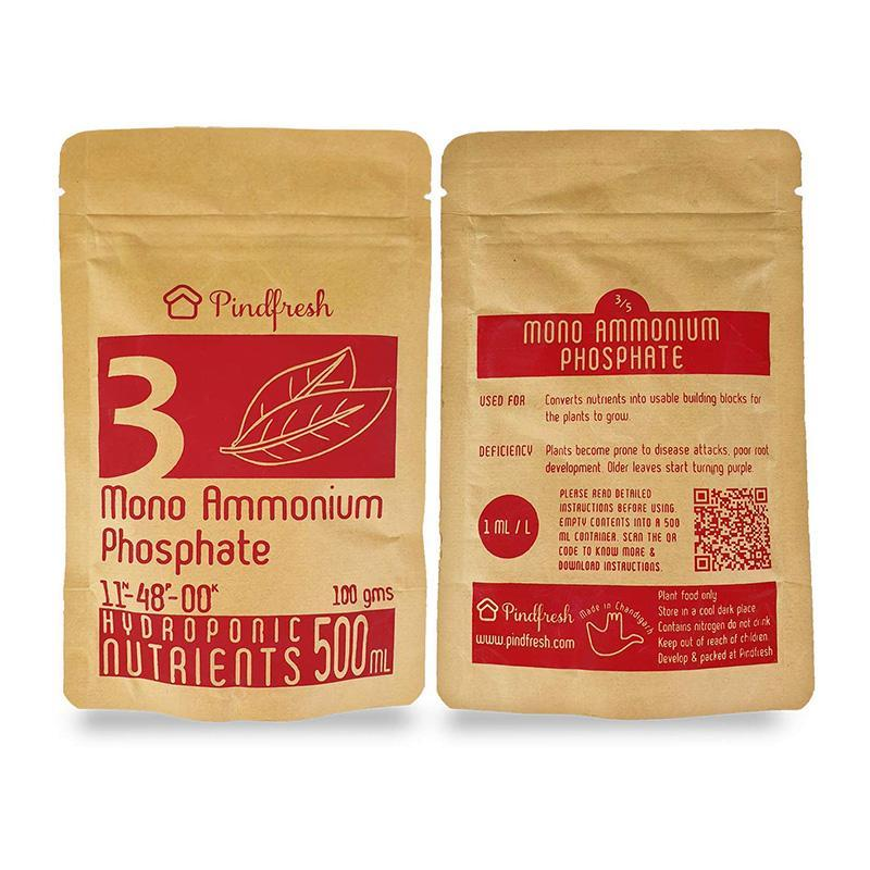 Essential Hydroponic Gardening Plant Nutrients Combo