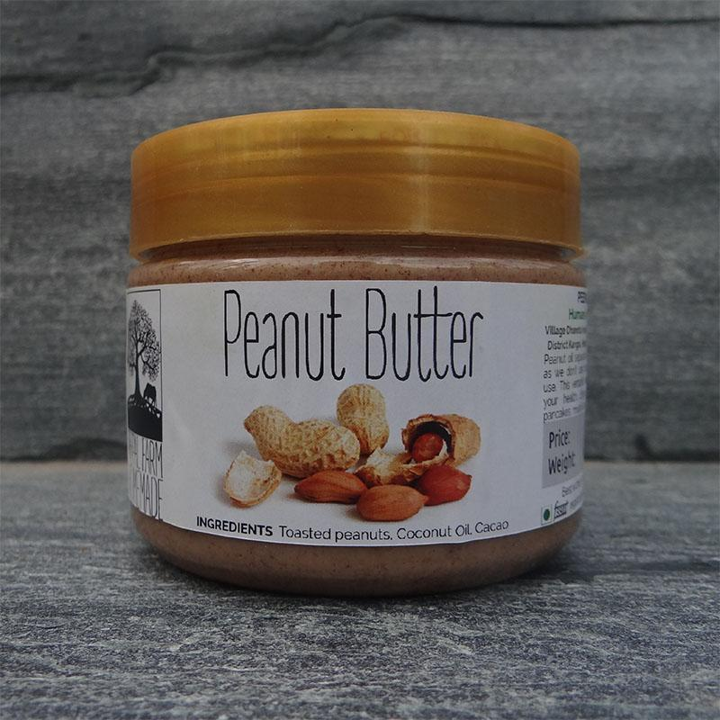 All-Natural Vegan Peanut Butter