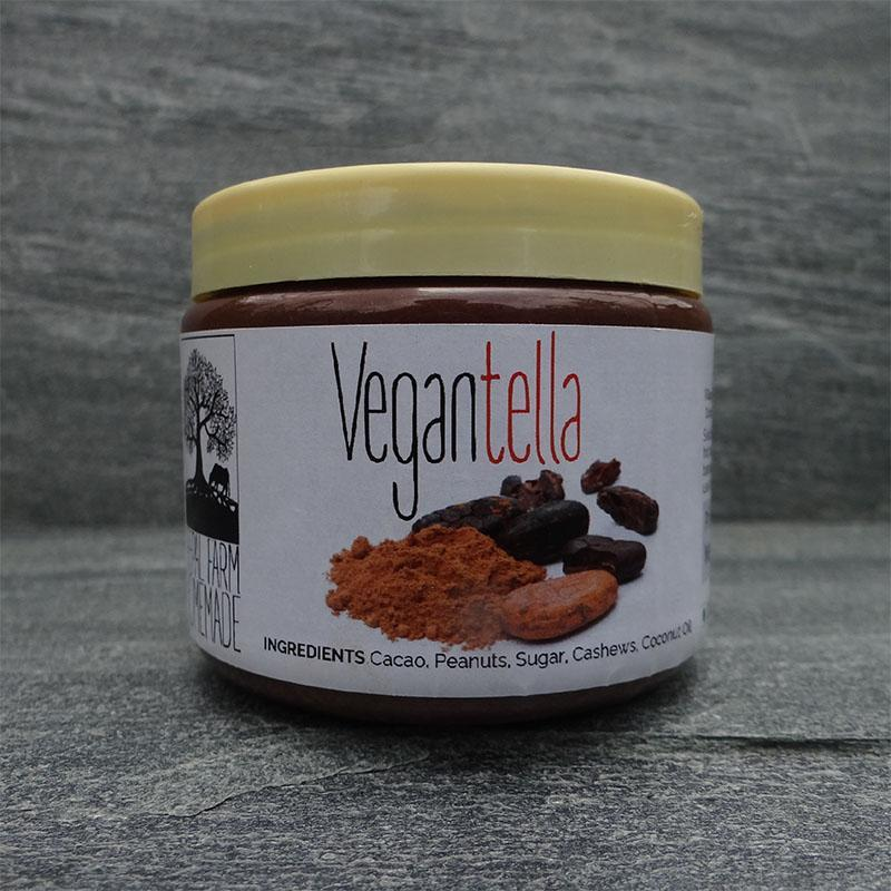 All-Natural Vegan Chocolate Spread
