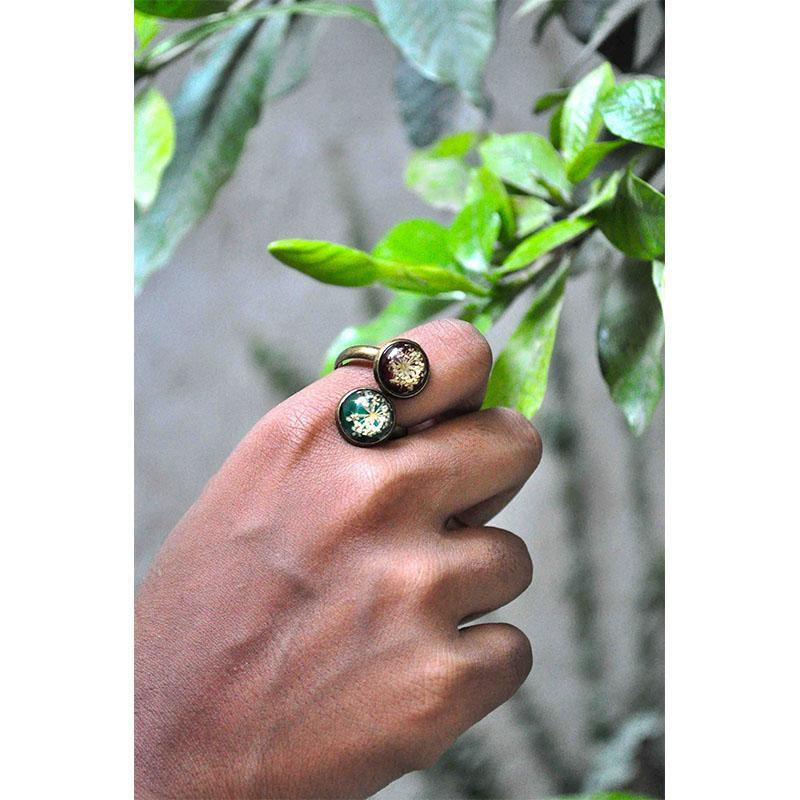 Dual Tone Adjustable Ring