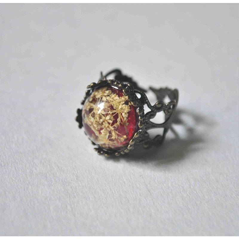 Filigree Cut Out Ring