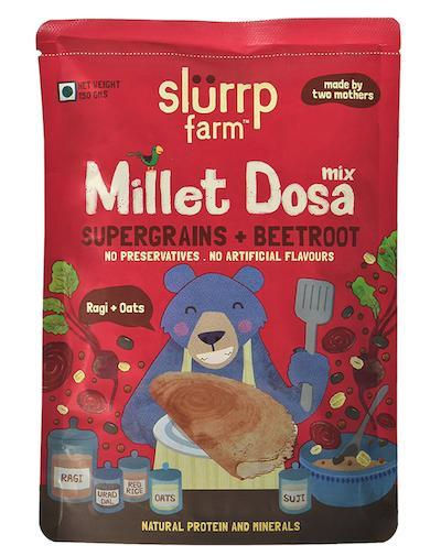 Instant Breakfast Millet Dosa Mix