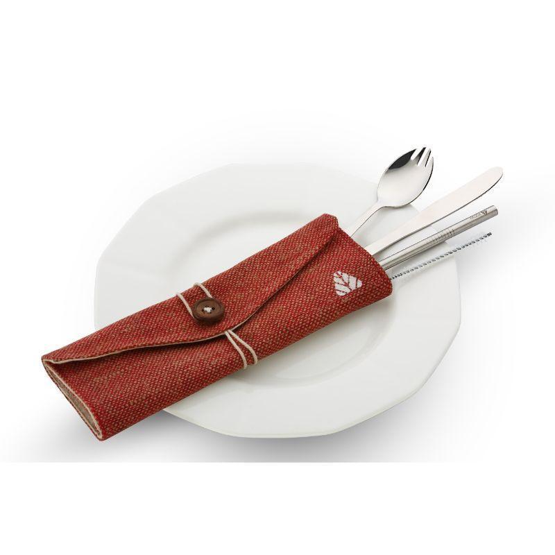 Reusable Steel Cutlery Set