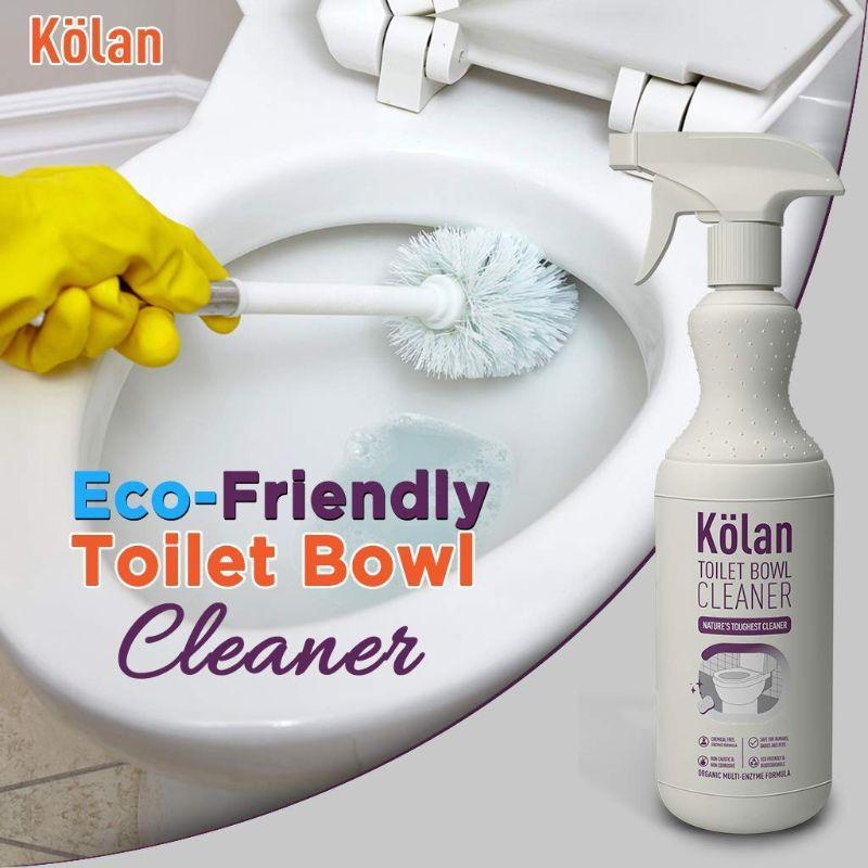 Eco-Friendly Toilet Bowl Cleaner