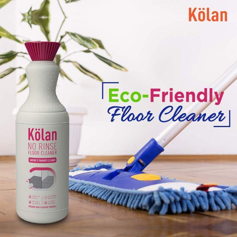 Eco-Friendly No-Rinse Floor Cleaner