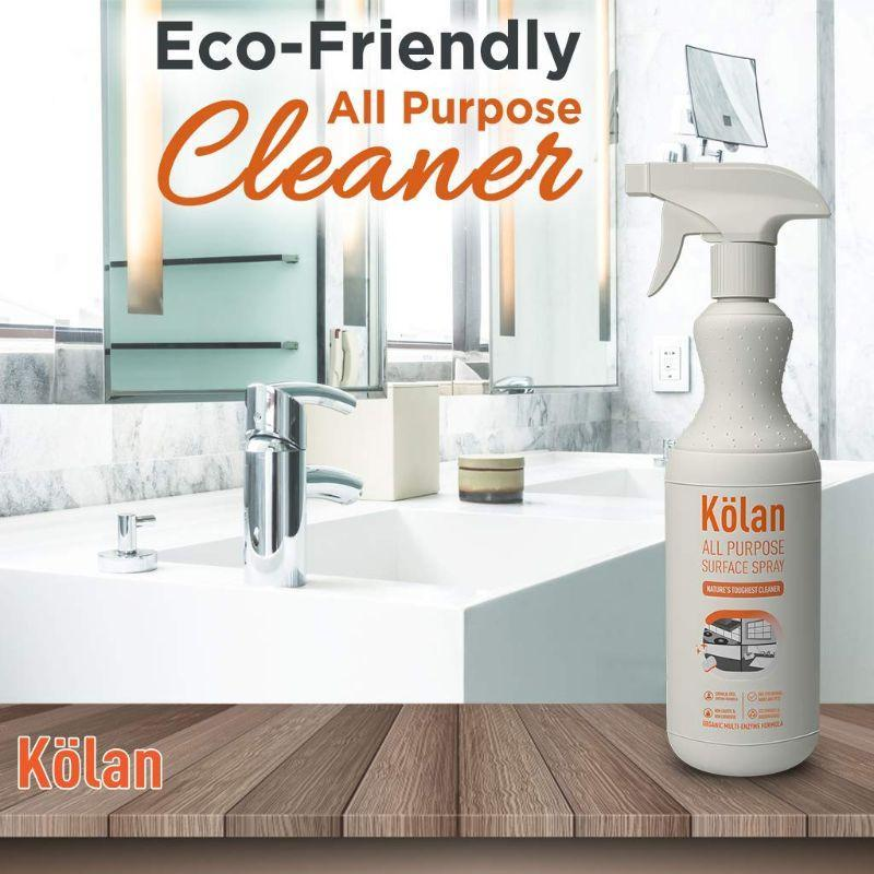 Eco-Friendly All-Purpose Surface Spray Cleaner
