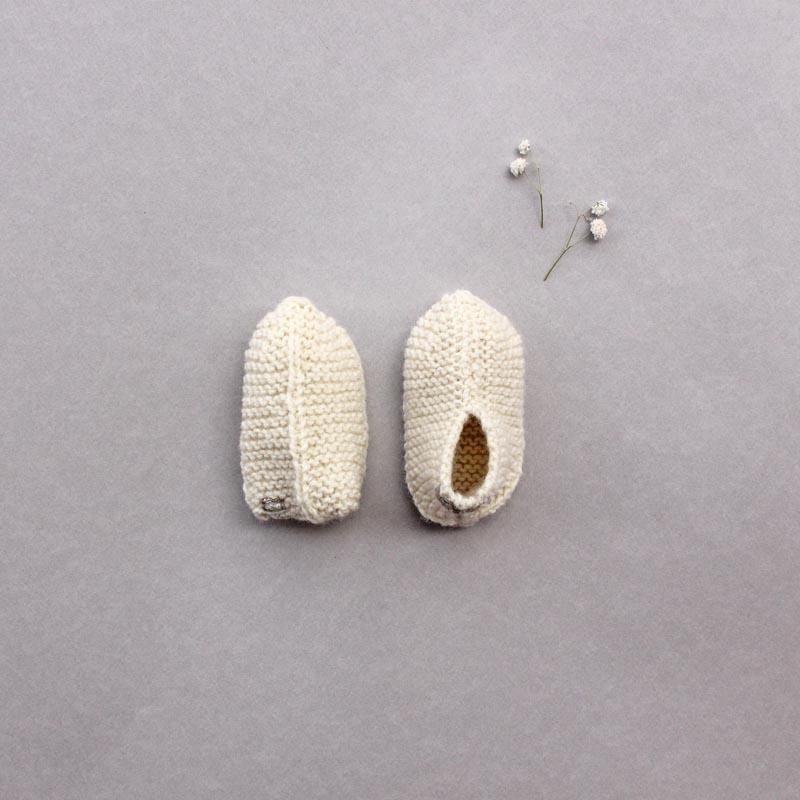 Woolen Baby Booties
