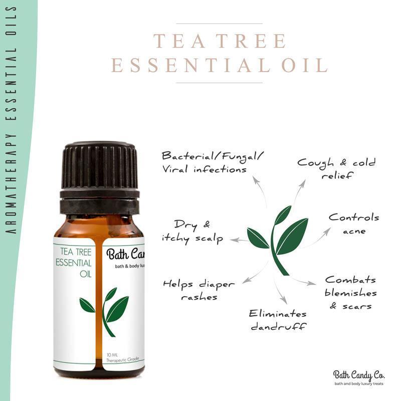Natural Tea-Tree Essential Oil