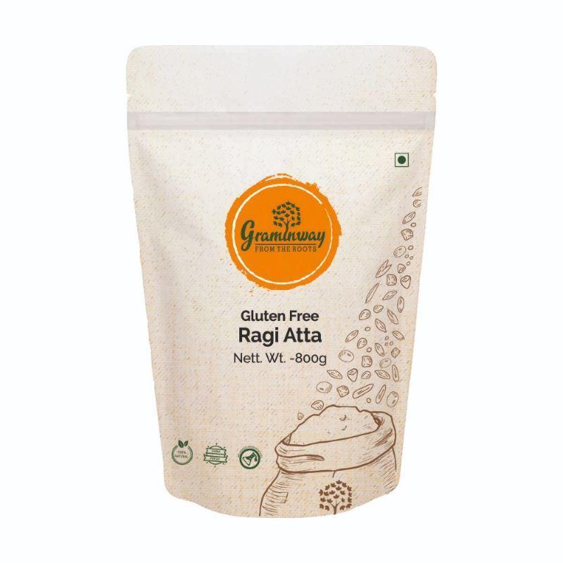 Gluten-Free Ragi Atta