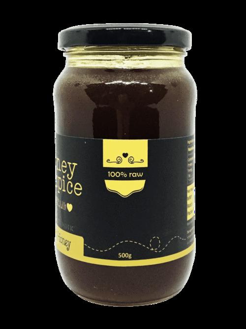 Raw Wild Honey