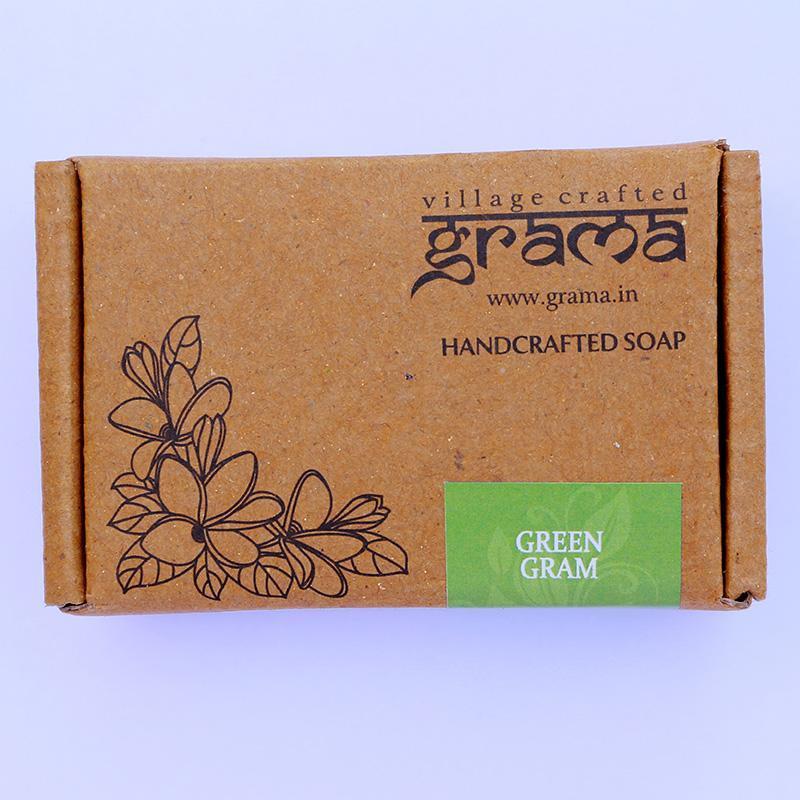 Herbal Green Gram Soap