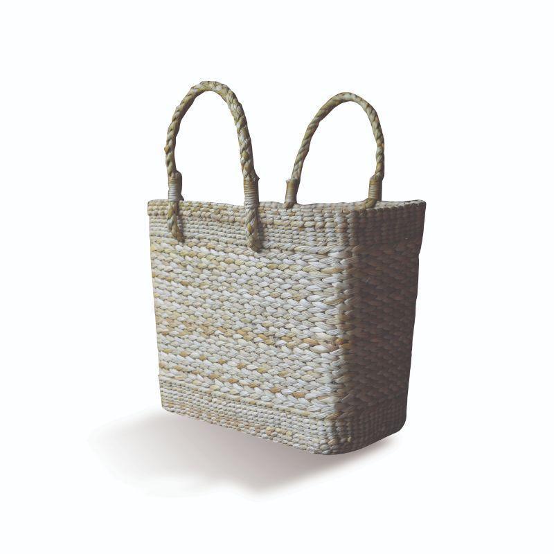 Handwoven Kauna Grass Shopping Bag