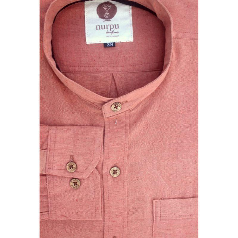 Handloom Cotton Shirt
